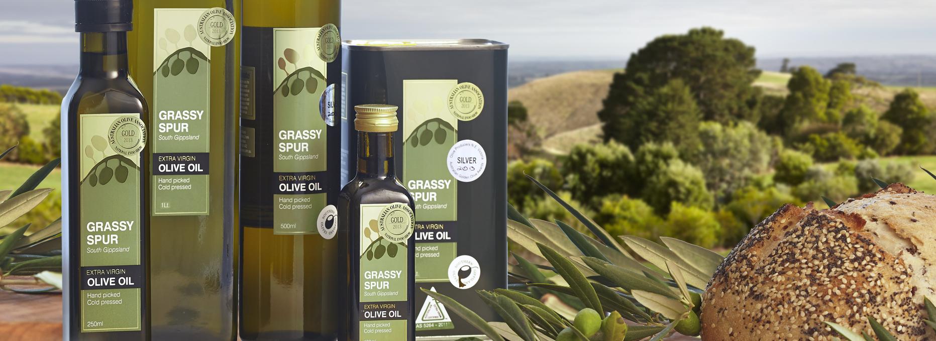 Grassy Spur Olives